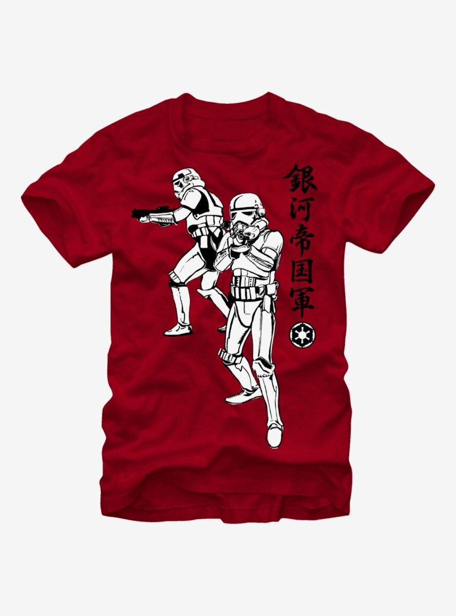 Star Wars Kanji Stormtrooper T-Shirt
