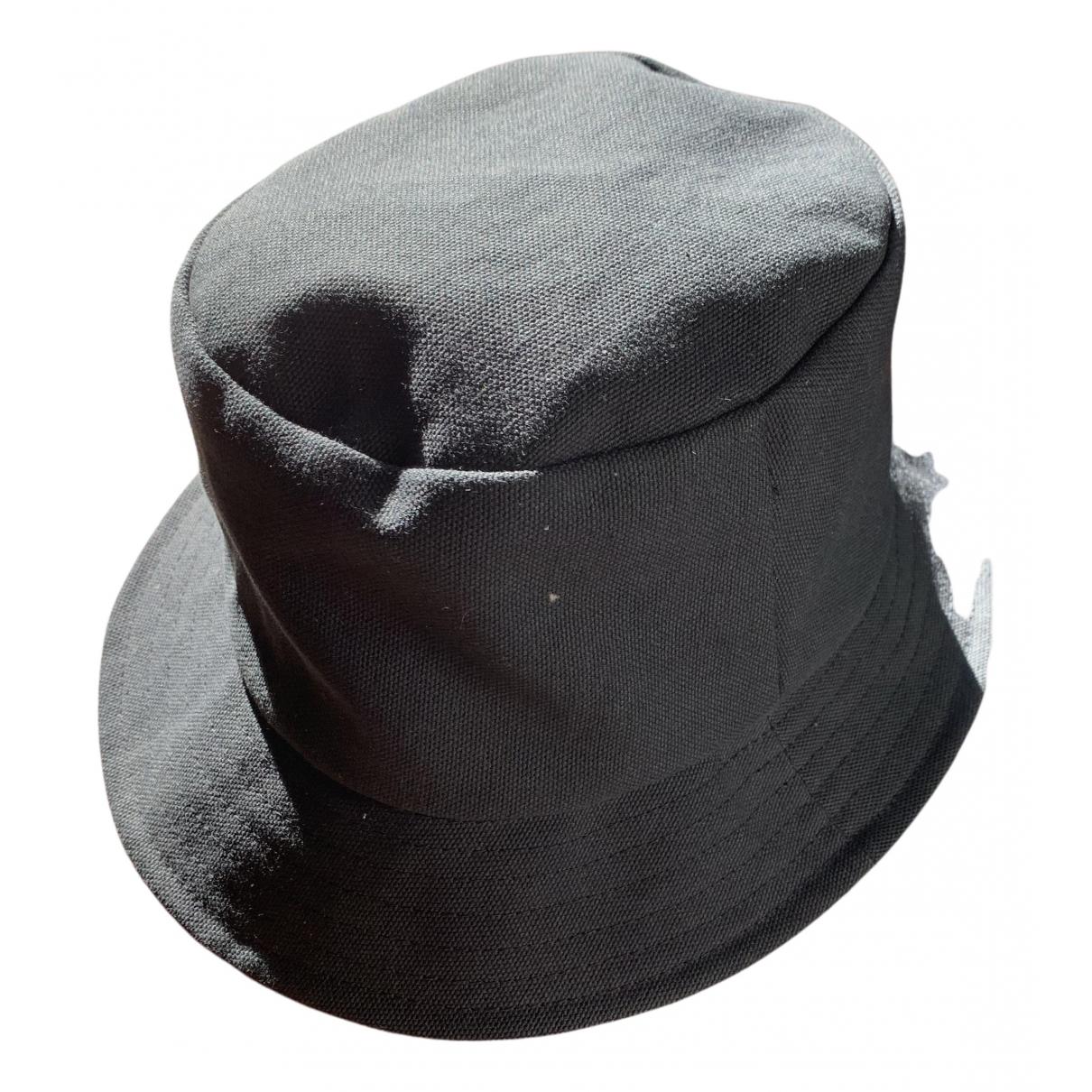 Apc N Navy Cotton hat for Women 54 cm