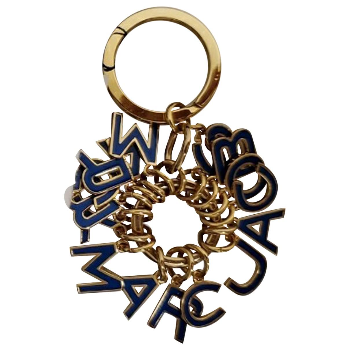Marc By Marc Jacobs \N Taschenschmuck in  Blau Metall