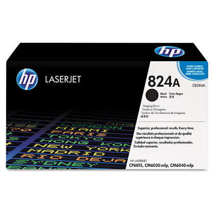 HP 824A CB384A Original Black Drum