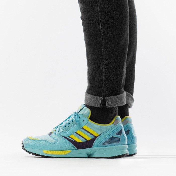 """adidas Originals ZX 8000 """"Aqua"""" EG8784"""