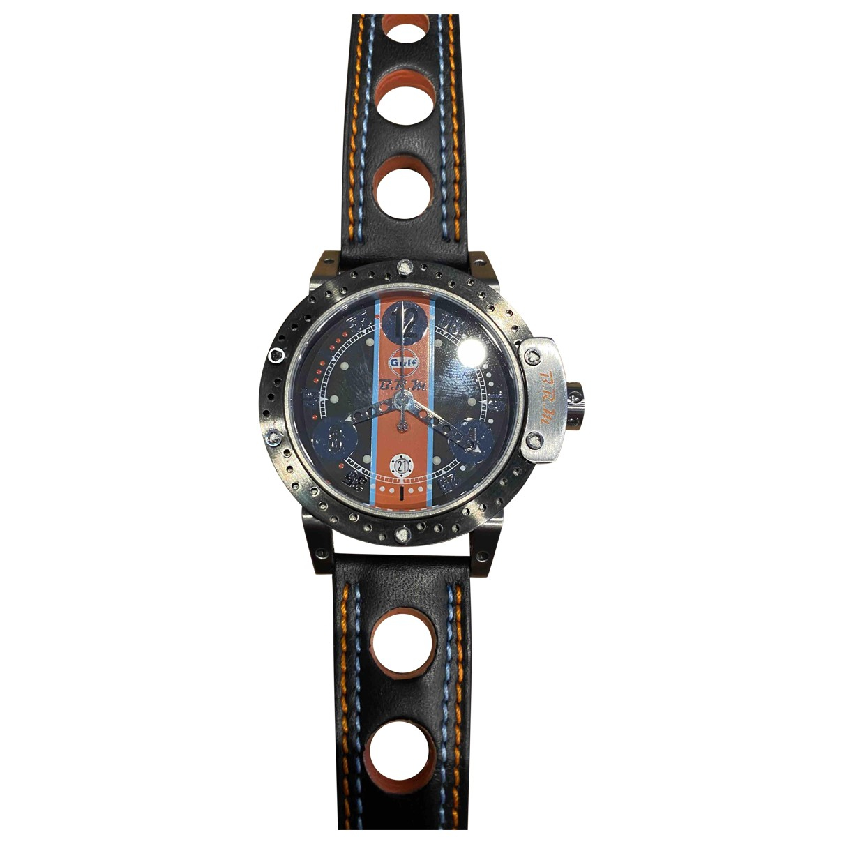 Brm N Multicolour Titanium watch for Men N