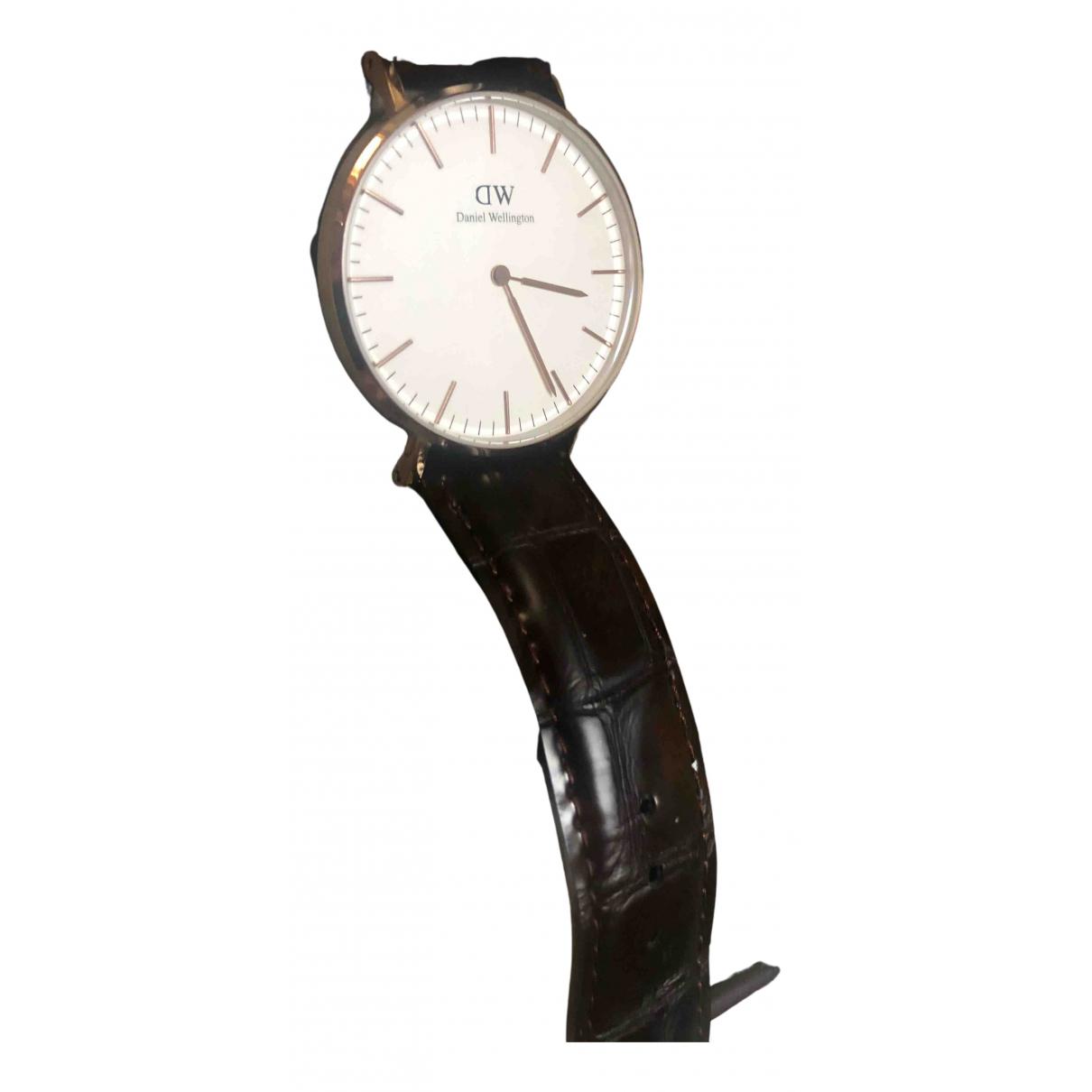 Daniel Wellington N White Steel watch for Women N