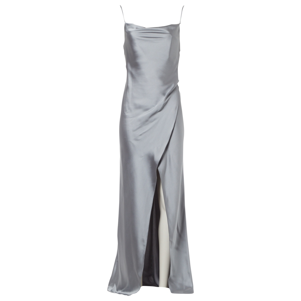 Camilla And Marc \N Kleid in  Grau Polyester