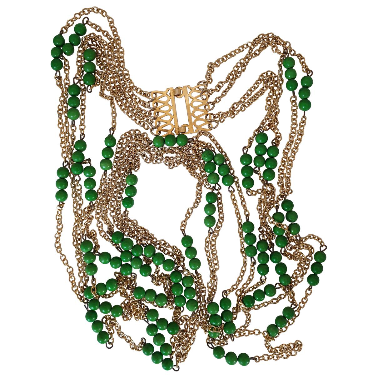 Collar largo Chaines Non Signe / Unsigned