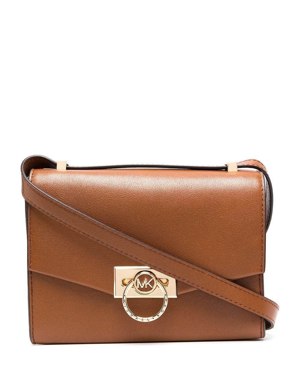 Hendrix Leather Crossbody Bag