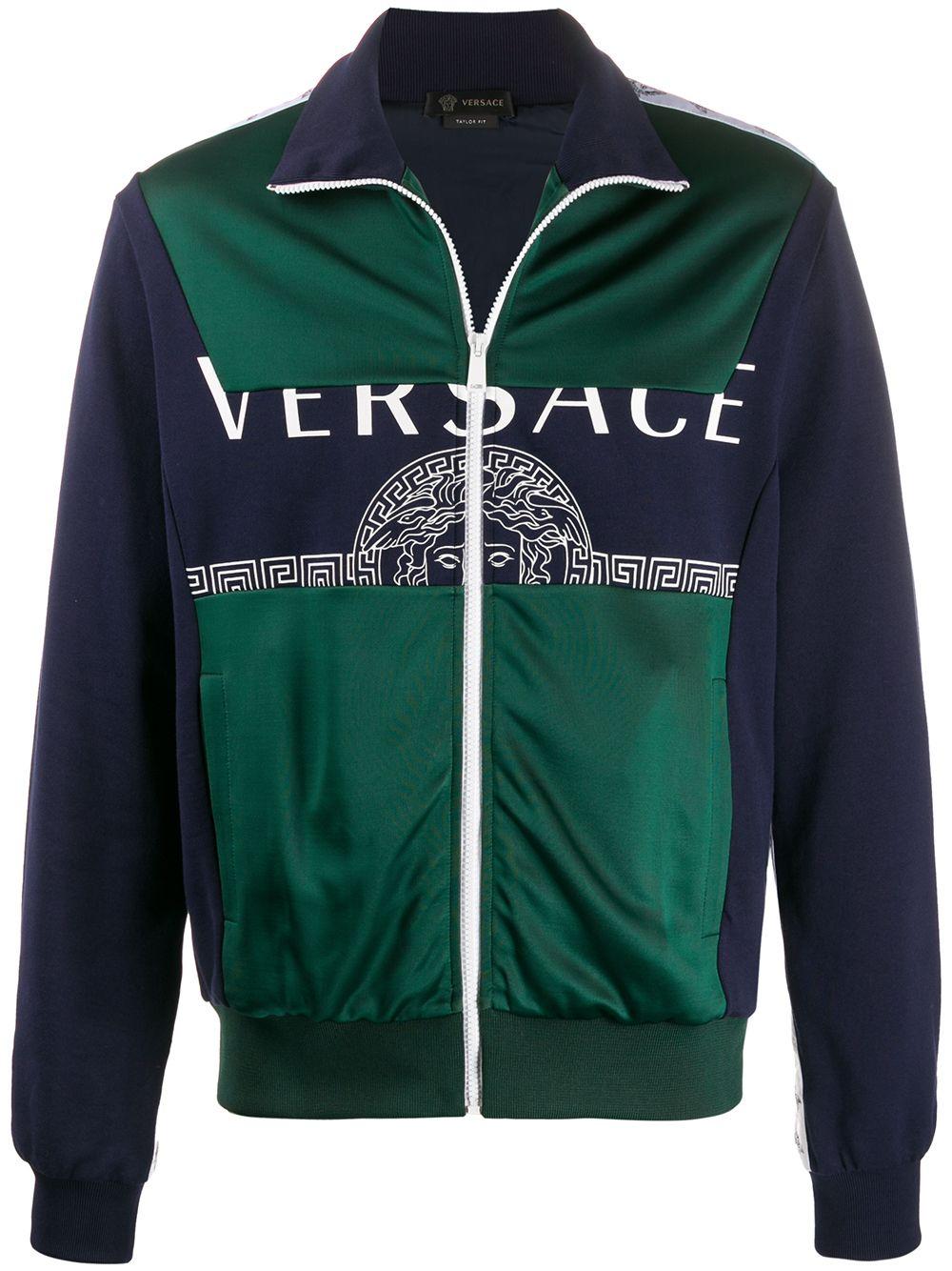 Versace Prin Sweatshirt