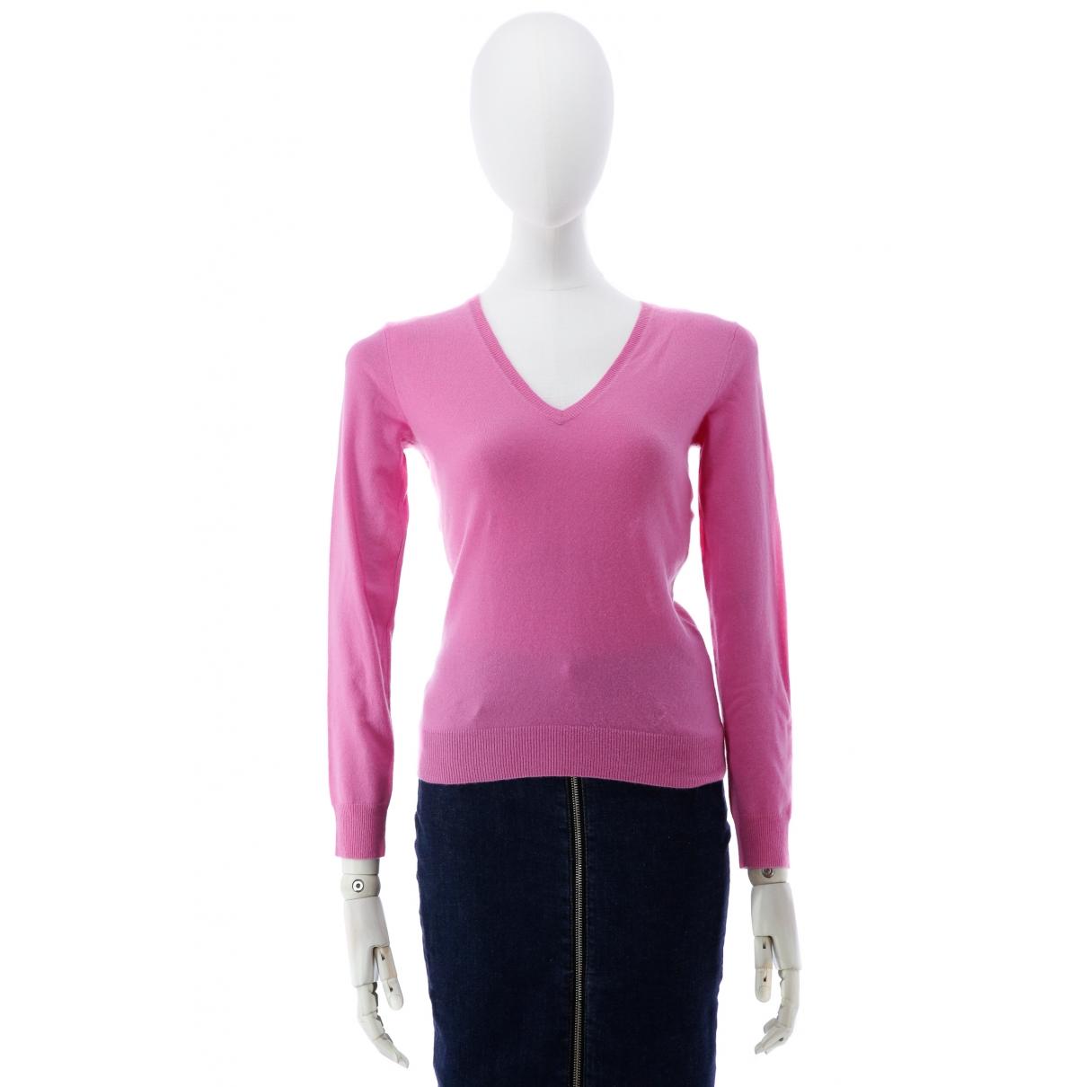 Ralph Lauren \N Pink Cashmere Knitwear for Women S International