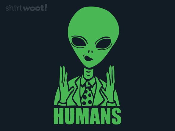 Ancient Humans T Shirt