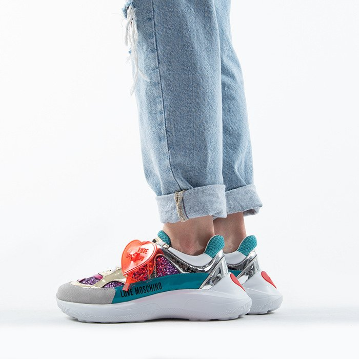 Love Moschino Sneakerd Running60 JA15196G1BII565A