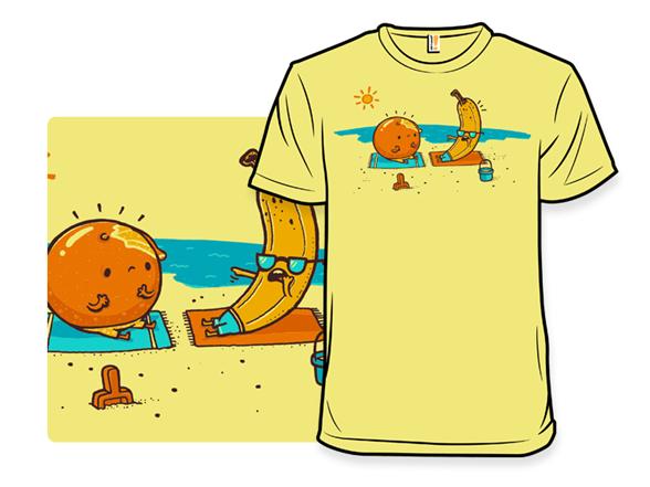 Starting To Peel T Shirt