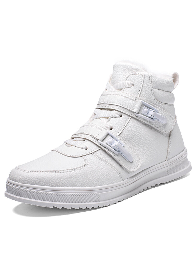 Men Warm Non Slip Wearable Sport Casual Ankle Boots