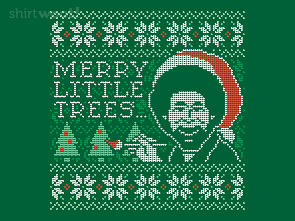 A Happy Little Christmas Sweater T Shirt