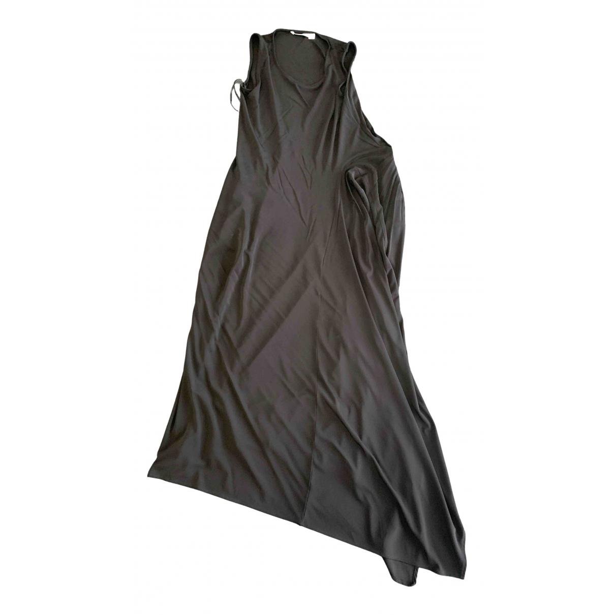 Maxi vestido Jil Sander
