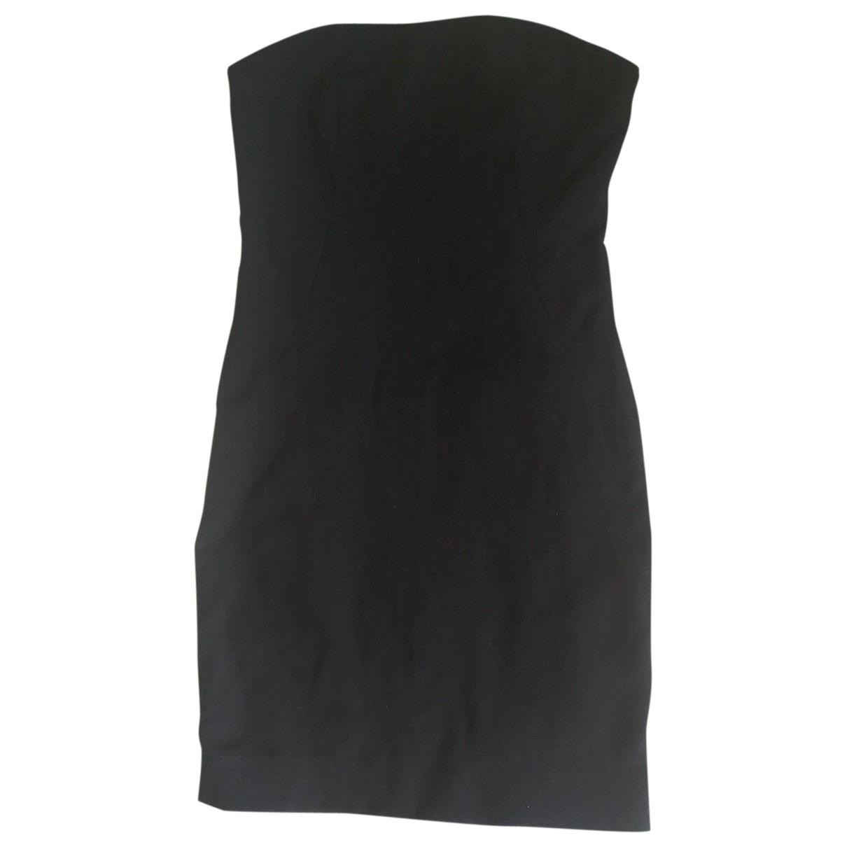 Sandro \N Black dress for Women 36 FR