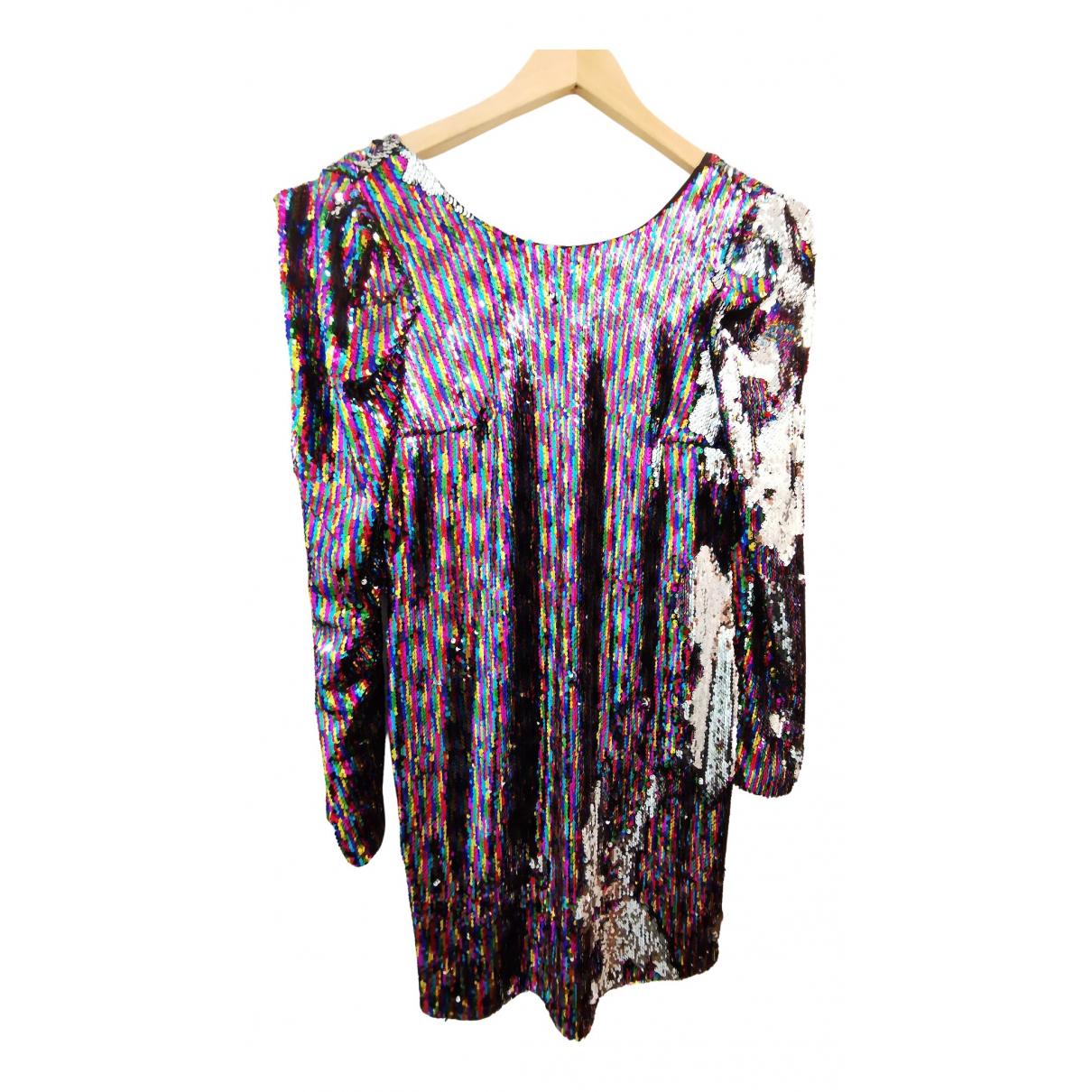 Mini vestido de Con lentejuelas Aniye By