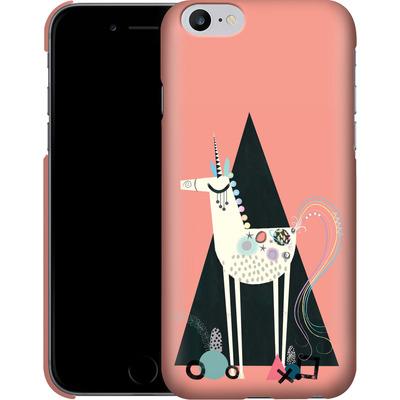 Apple iPhone 6s Plus Smartphone Huelle - Unicorn Triangle von Victoria Topping