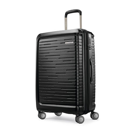 Samsonite Silhouette 16 25 Inch Hardside Luggage, One Size , Black