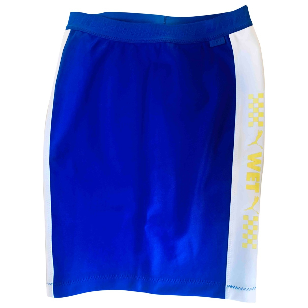 Fenty X Puma \N Blue skirt for Women 38 IT