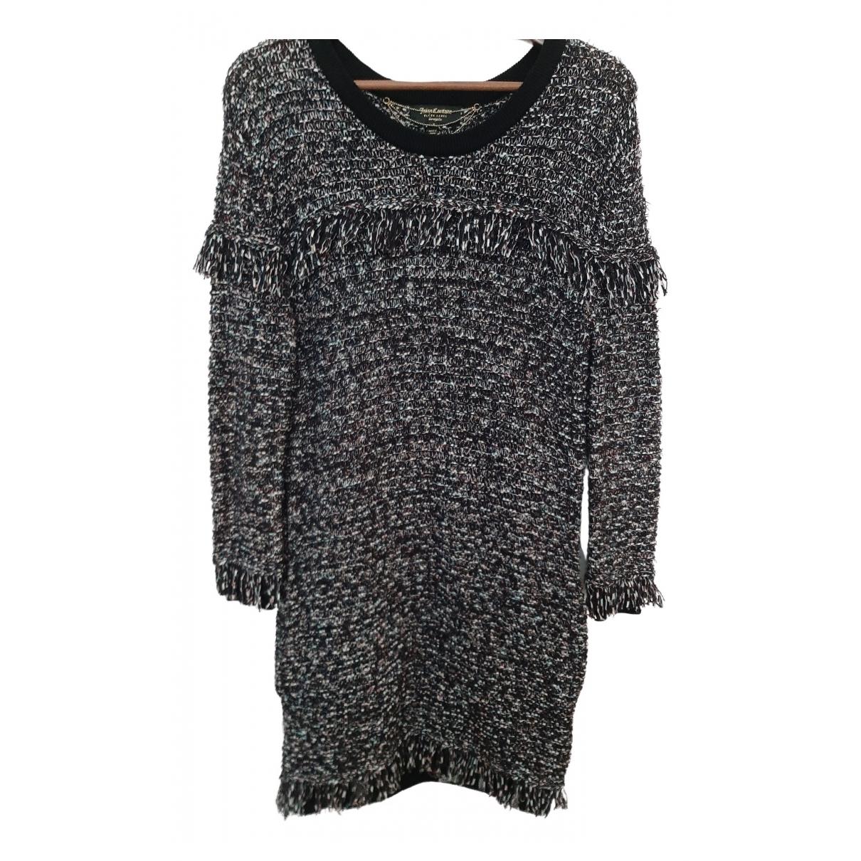 Juicy Couture \N Kleid in  Bunt Baumwolle - Elasthan