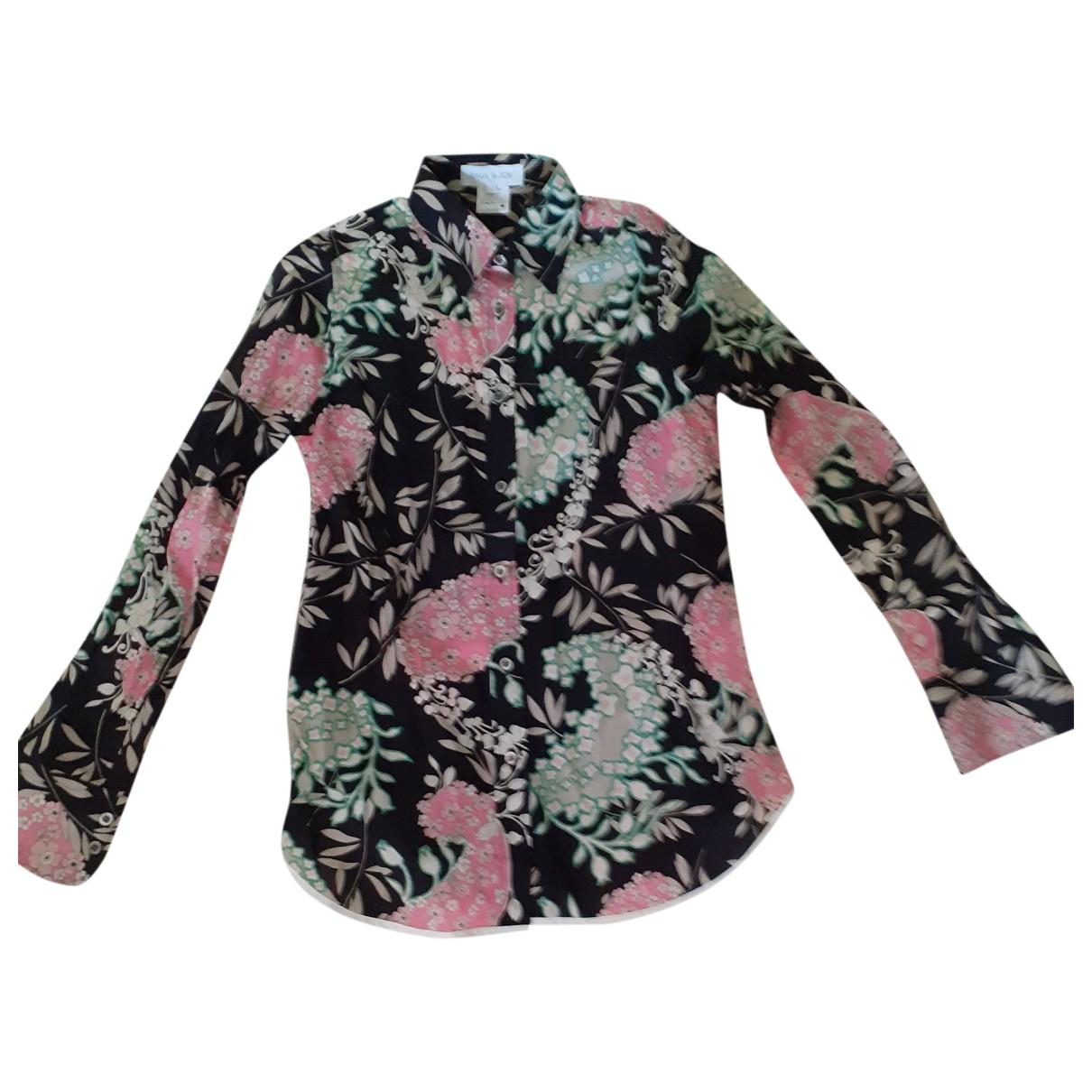 Paul & Joe - Top   pour femme en coton - multicolore