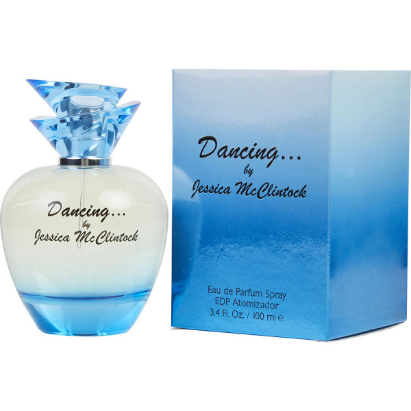 Jessica McClintock - Dancing... : Eau de Parfum Spray 3.4 Oz / 100 ml