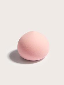 1pc Peach Shaped Makeup Blender