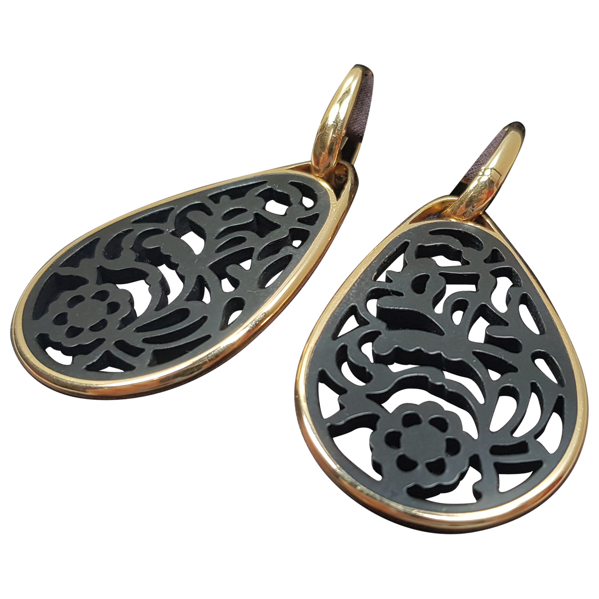 Pomellato - Boucles d'oreilles Victoria pour femme en or rose - dore