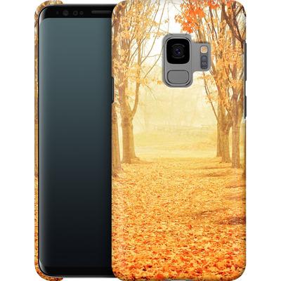 Samsung Galaxy S9 Smartphone Huelle - Fog von Joy StClaire
