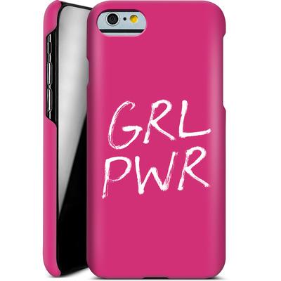 Apple iPhone 6s Smartphone Huelle - GRLPWR von caseable Designs