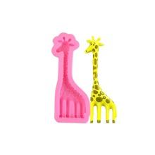 1pc Giraffe Shaped Mold