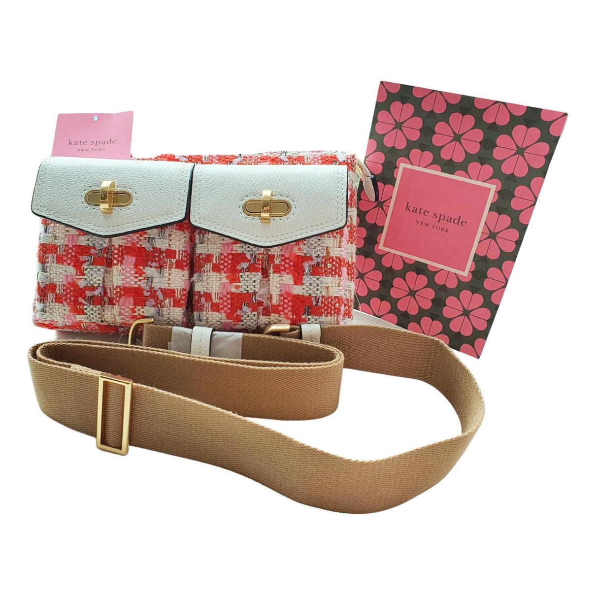 Kate Spade \N Multicolour Tweed handbag for Women \N