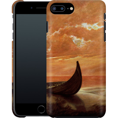 Apple iPhone 8 Plus Smartphone Huelle - Bill Plank - Sunset Voyager von TATE and CO