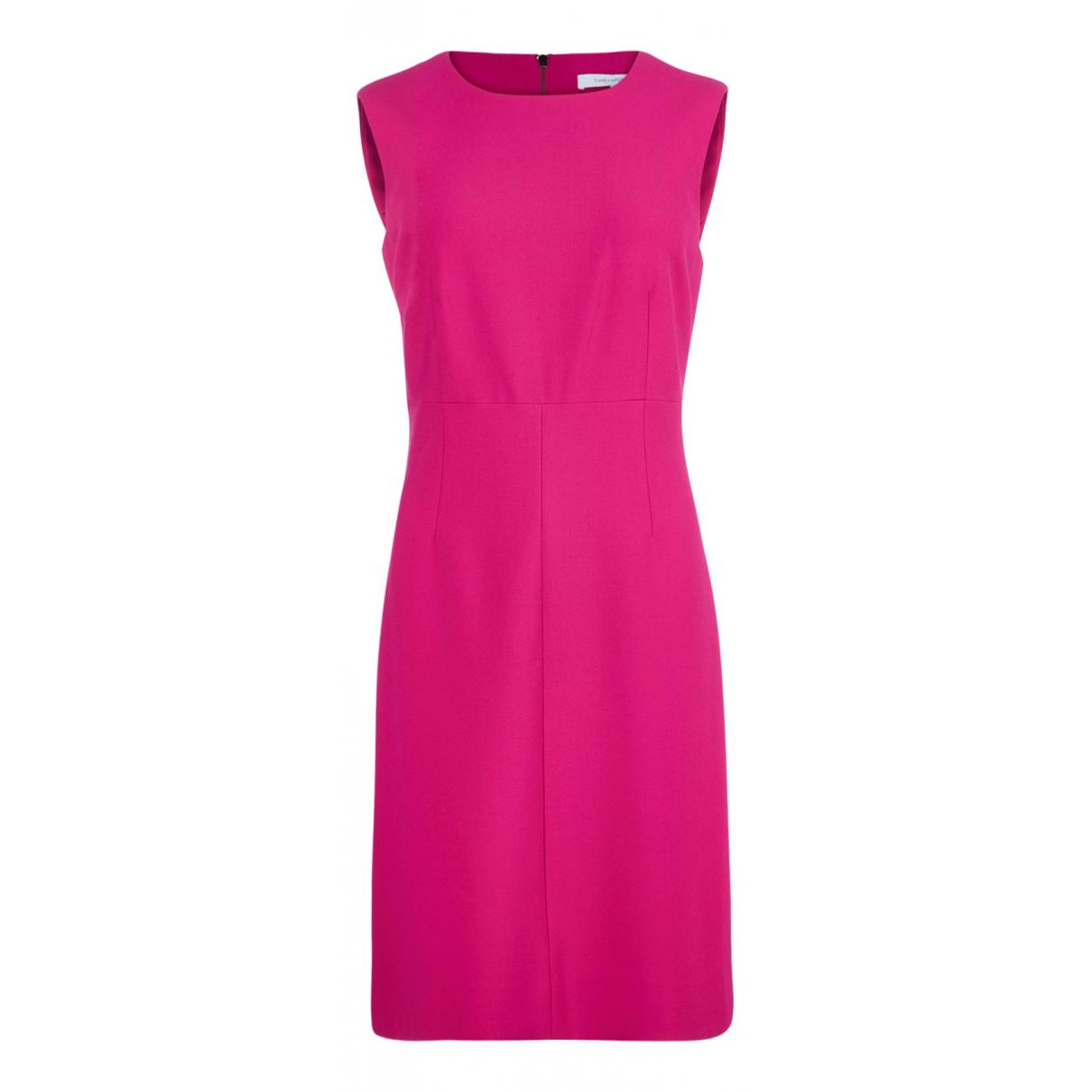 Diane Von Furstenberg N Pink dress for Women 14 UK