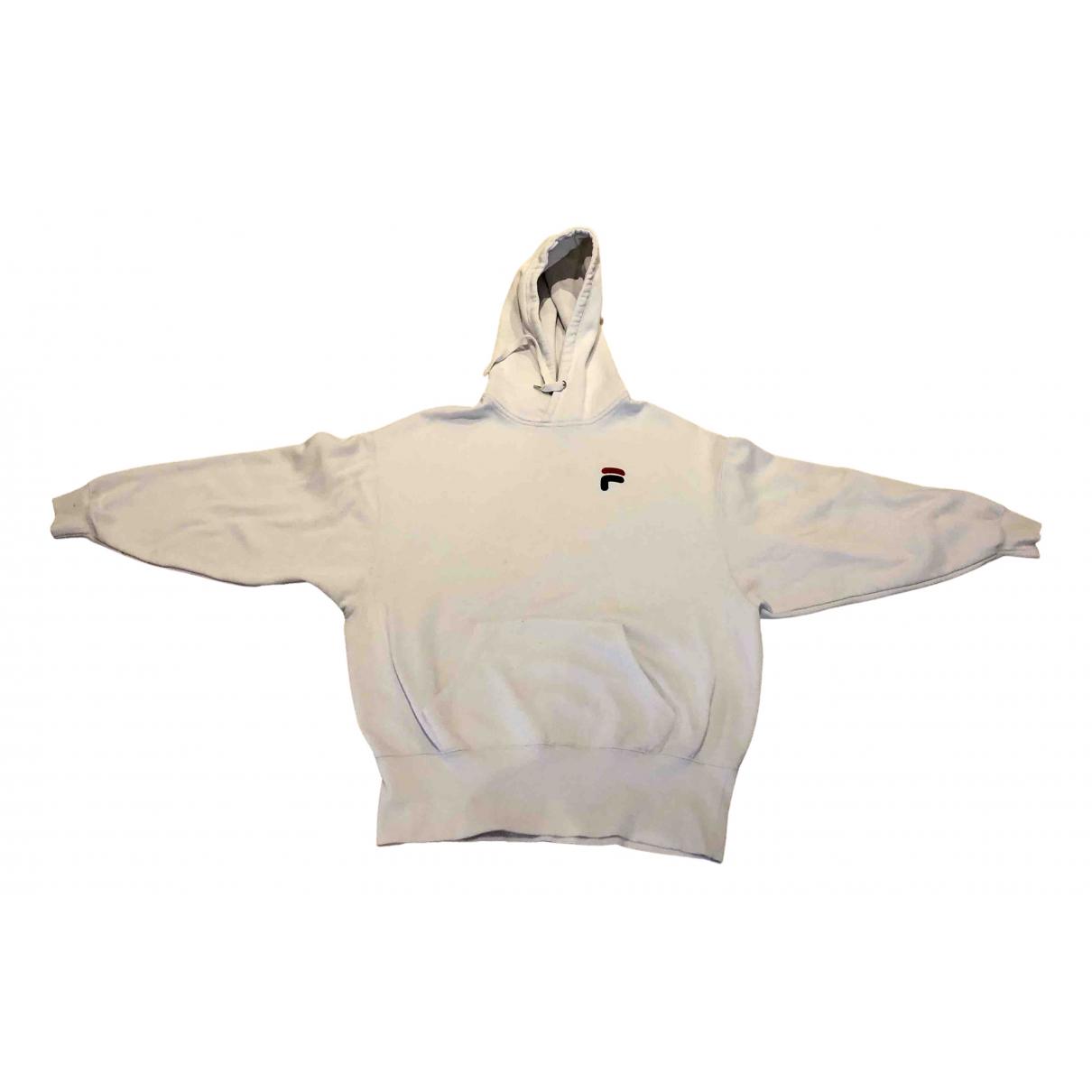 Fila \N White Knitwear for Women S International