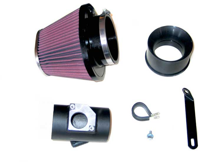 K&N 57-0626 Performance Air Intake System Subaru