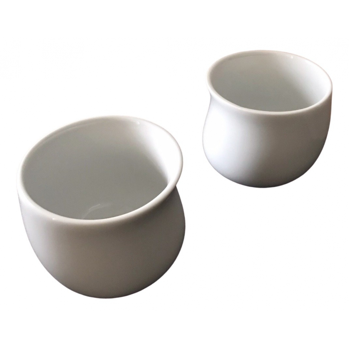 Georg Jensen - Arts de la table   pour lifestyle en porcelaine - blanc