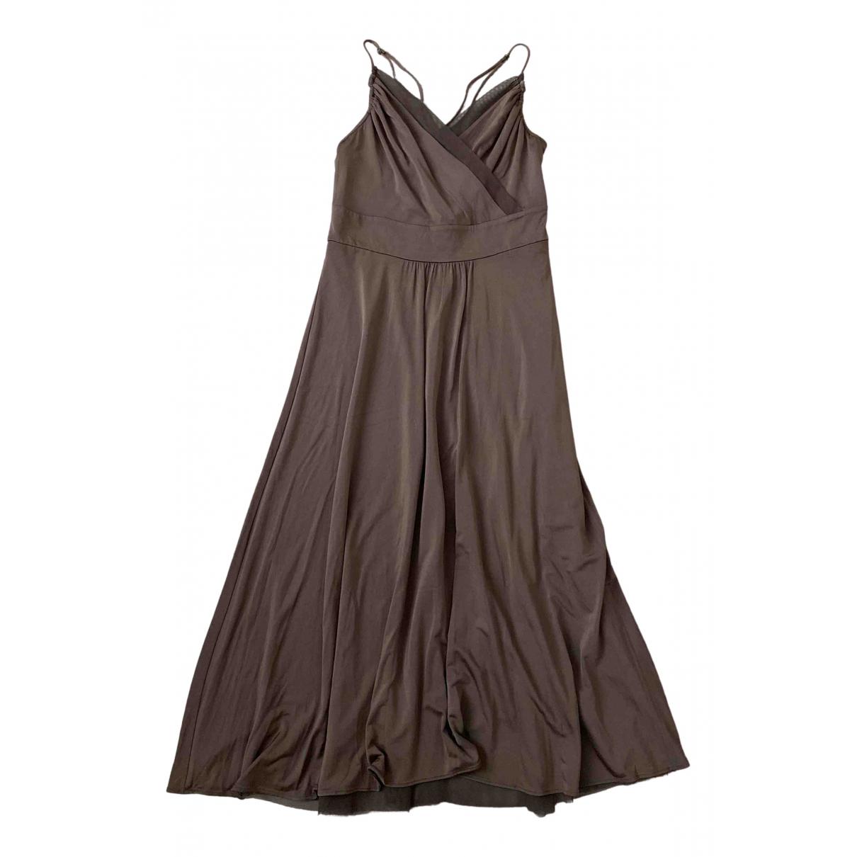Theory - Robe   pour femme - marron