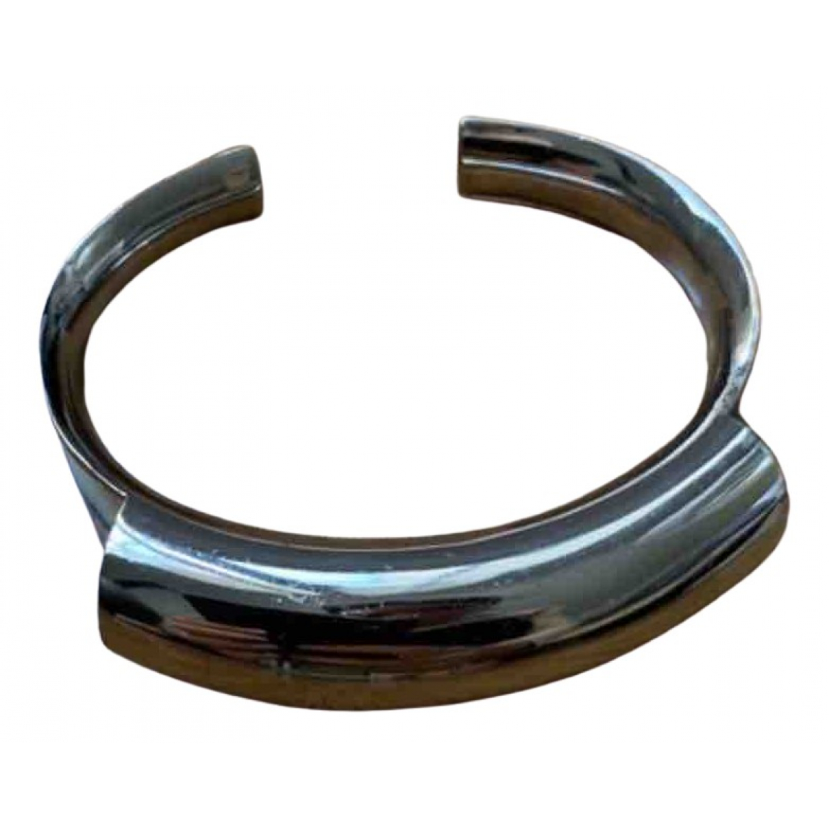 Balenciaga \N Armband in  Silber Metall