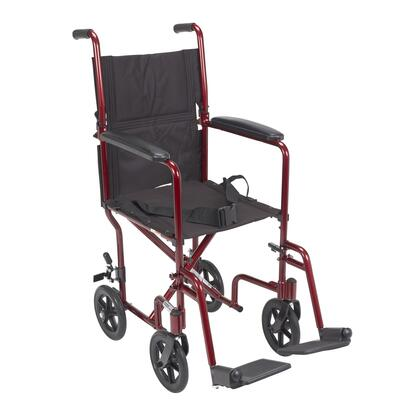 atc17-rd Lightweight Transport Wheelchair  17 Seat
