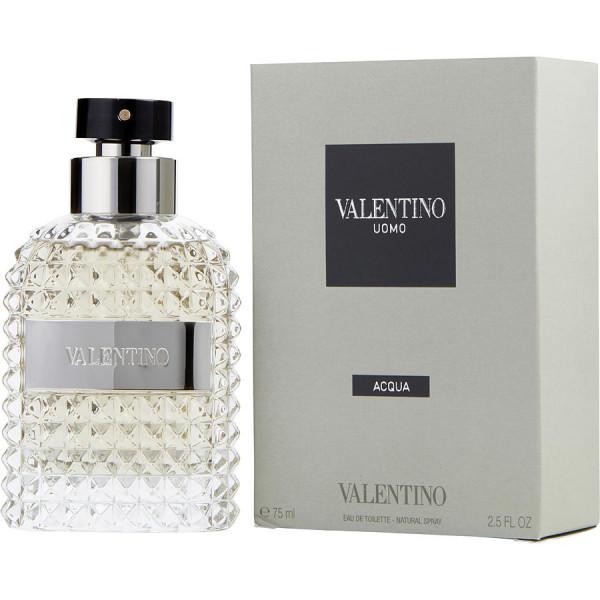 Valentino - Valentino Uomo Acqua : Eau de Toilette Spray 2.5 Oz / 75 ml