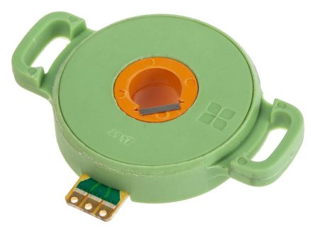 RS PRO 1 Gang Rotary Conductive Plastic Potentiometer with an 8 mm Dia. Shaft - 5kΩ, ±20%, 2W Power Rating, Linear,