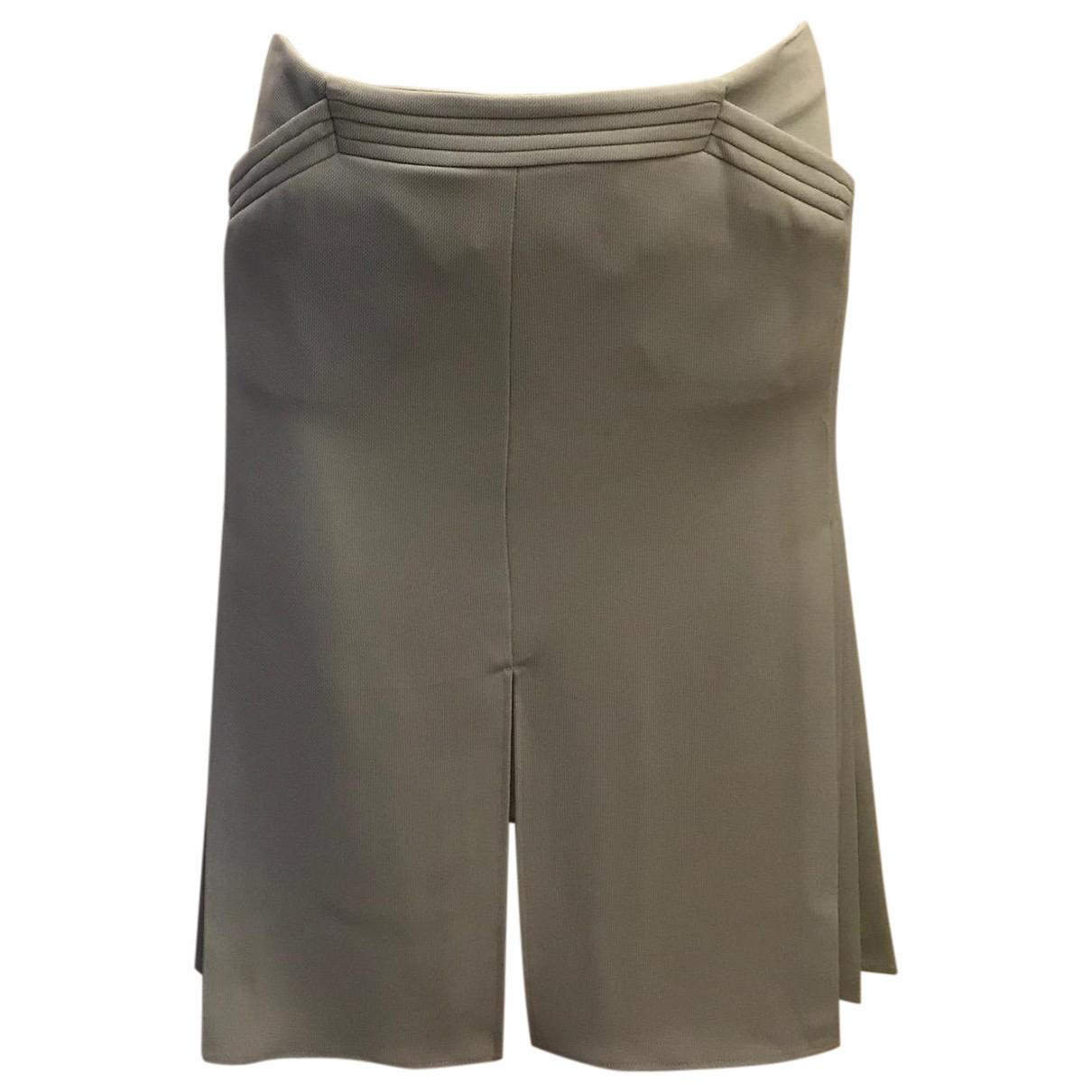 Emporio Armani \N Blue skirt for Women 38 FR