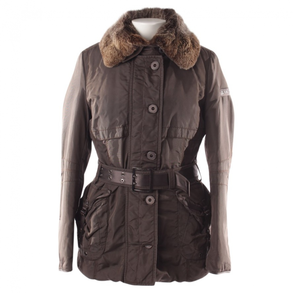 Peuterey \N Brown jacket for Women 36 FR