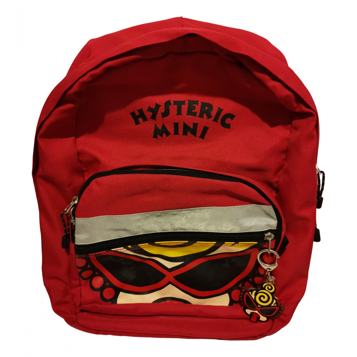 Hysteric Galmour \N Rucksaecke in  Rot Polyester