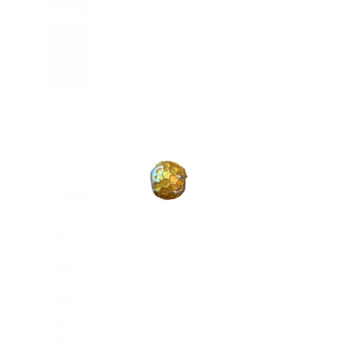 Pandora \N Armband in  Gelb Vergoldet