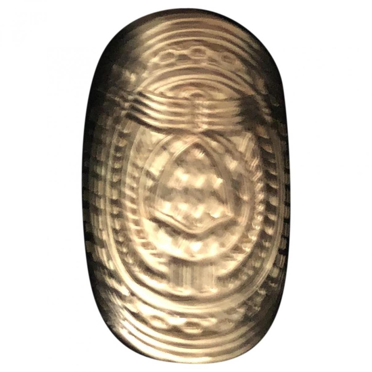 Balmain For H&m \N Ring in  Gold Metall