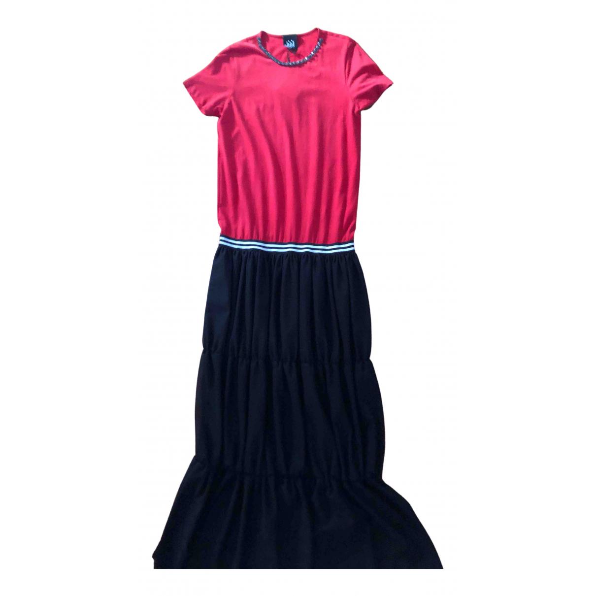 Jijil \N Red Cotton dress for Women 40 IT