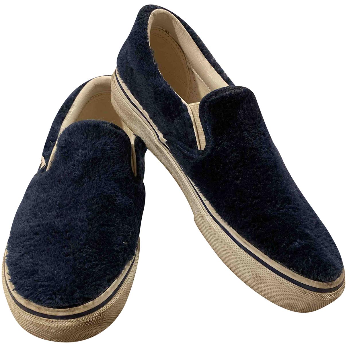 Vans \N Sneakers Blau