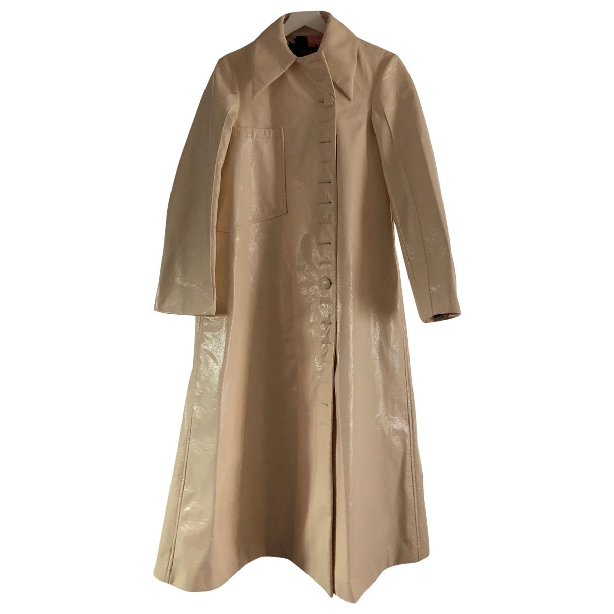 Joseph - Manteau   pour femme - ecru